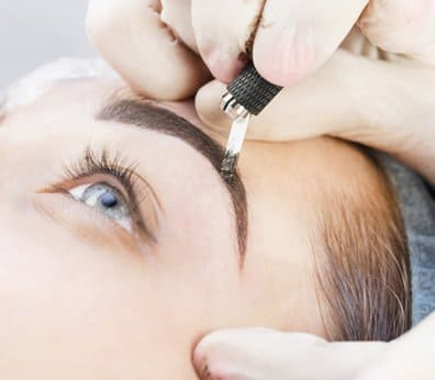 Microblading - bei Beauty & Nails